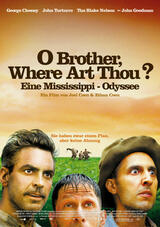 O Brother, Where Art Thou? - Eine Mississippi-Odyssee - Poster