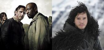The Walking Dead und Game of Thrones