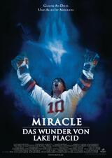 Miracle - Das Wunder von Lake Placid - Poster