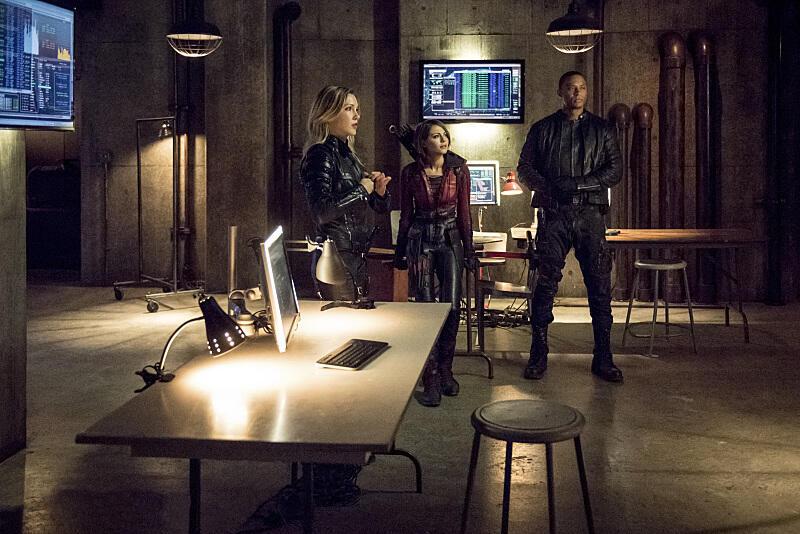 Arrow Staffel 4 Folgen