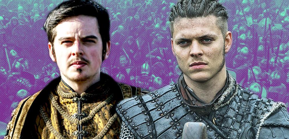 Vikings: Alfred und Ivar