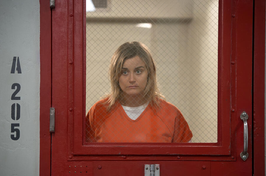 Orange Is the New Black - Staffel 6, Orange Is the New Black - Staffel 6 Episode 3 mit Taylor Schilling