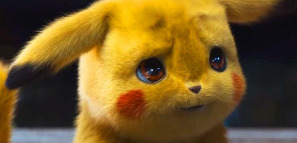 Pikachu ist schockiert