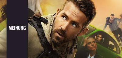 Ryan Reynolds in6 Underground