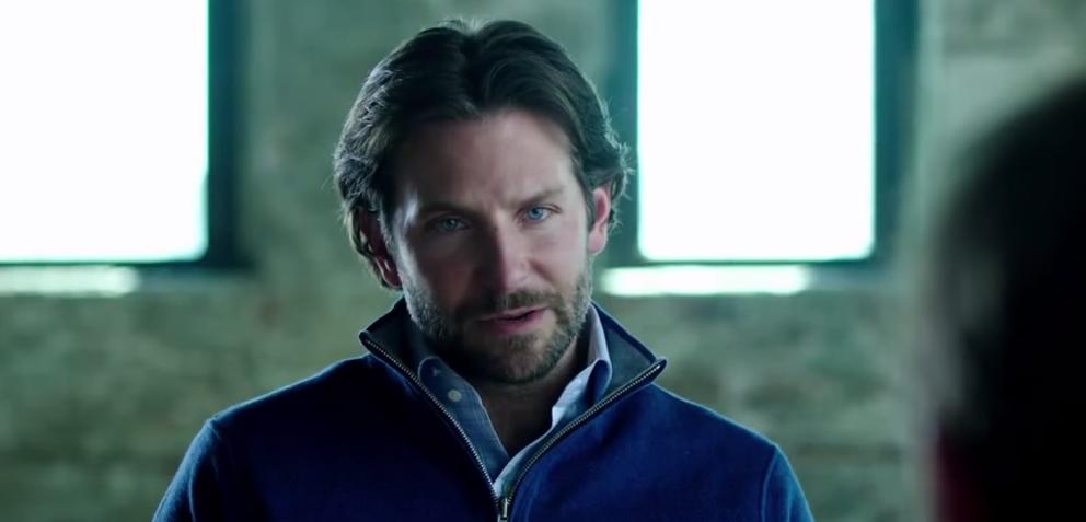 Bradley Cooper in Limitless