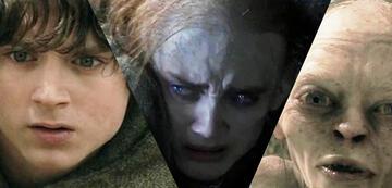 Herr der Ringe-Evolution?: Frodo - Frodo/Gollum - Gollum