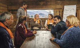 Zimmer mit Stall - Teamgeist mit Friedrich von Thun, Aglaia Szyszkowitz, Steffen Groth, Petra Kleinert, Tayfun Bademsoy, Karim Günes und Annika Blendl - Bild 7