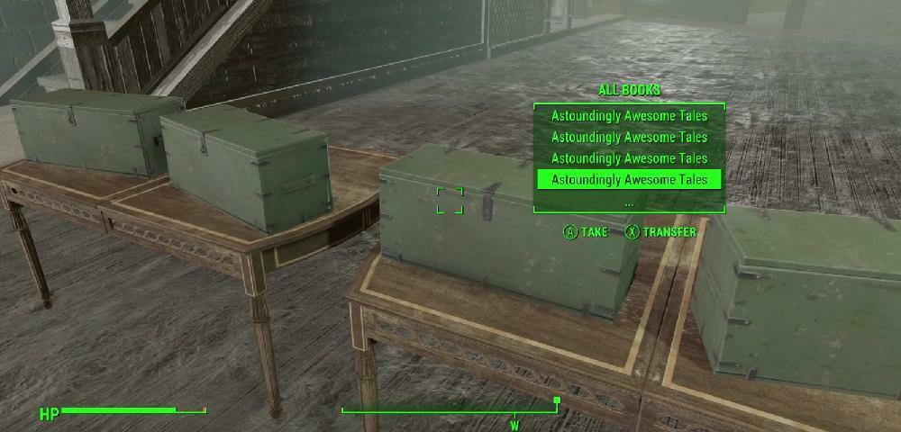 Fallout 4 — Geheimer Raum mit allen Waffen & mehr entdeckt