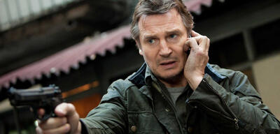Liam Neeson in 96 Hours - Taken 3