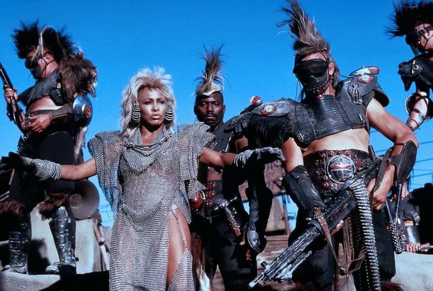 Mad Max III - Jenseits der Donnerkuppel mit Tina Turner