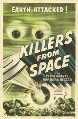 Killers from Space - Poster