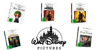 Walt Disney Steelbook