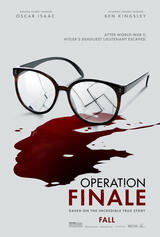 Operation Finale - Poster