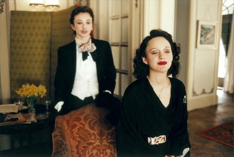 La Vie en rose mit Marion Cotillard und Sylvie Testud
