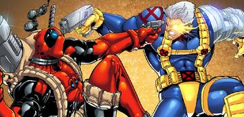 Bild zu:  Deadpool und Cable
