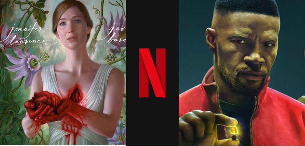 Mother! und Power Project bei Netflix