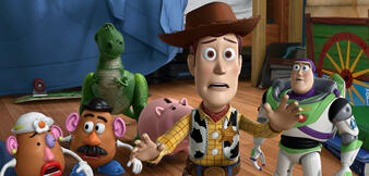 Woody, Buzz Lightyear & Co.