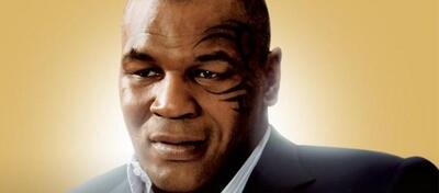 Mike Tyson in Hangover