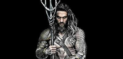 Aquaman, mit Jason Momoa