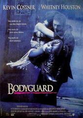 Das berühmte Bodyguard Poster