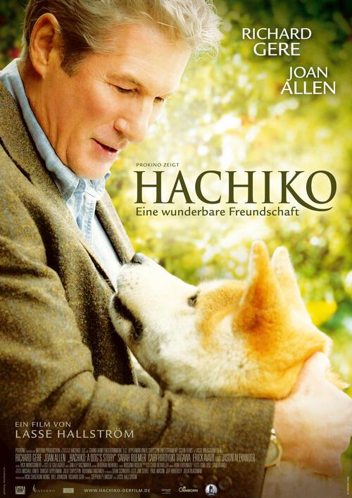 Hachiko Eine Wunderbare Freundschaft Film 2009 Moviepilot De