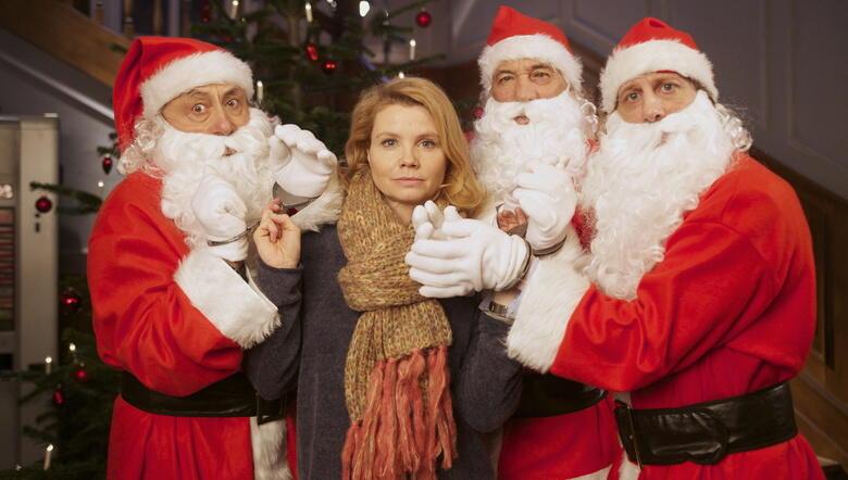Weihnachts Männer
