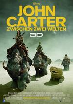 John Carter - Zwischen zwei Welten Poster