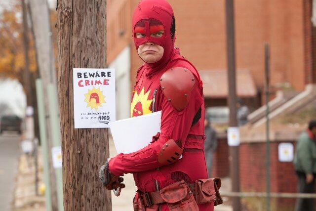 Super - Shut up, Crime! mit Rainn Wilson