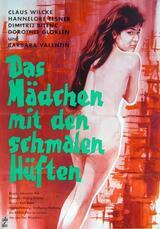 Das Mädchen mit den schmalen Hüften - Poster