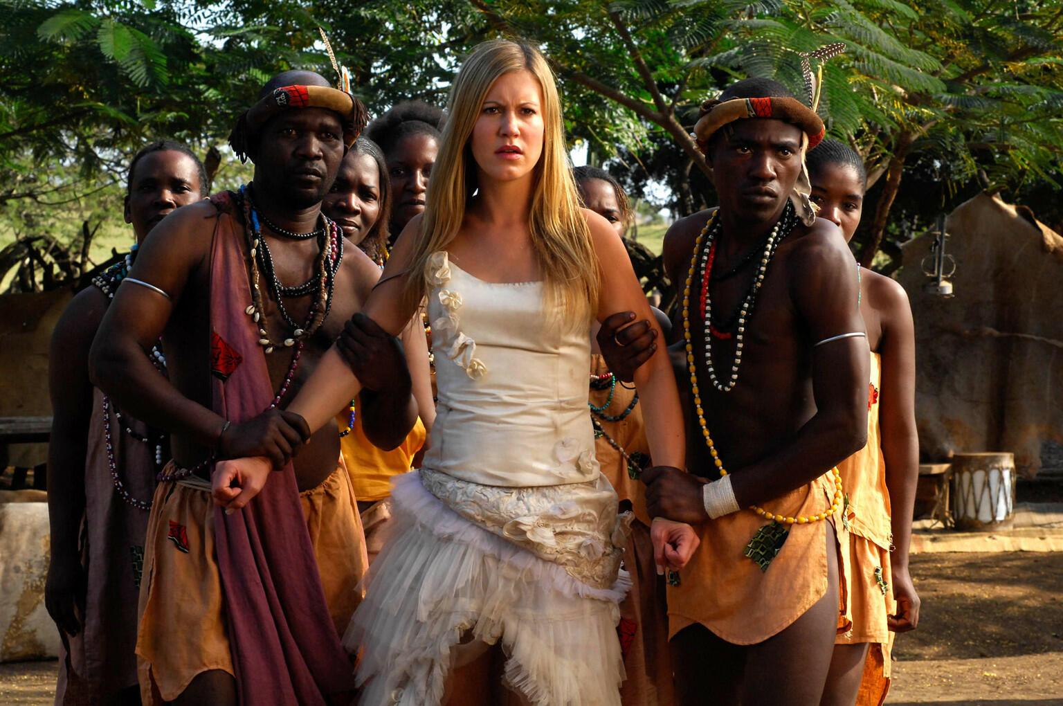 Interview: Wolke Hegenbarth verlor ihr Herz in Afrika