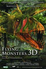 Flying Monsters 3D with David Attenborough - Poster