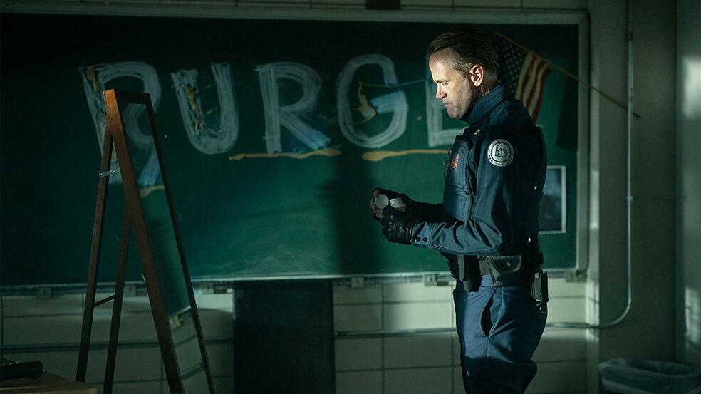 The Purge – Die Säuberung Besetzung