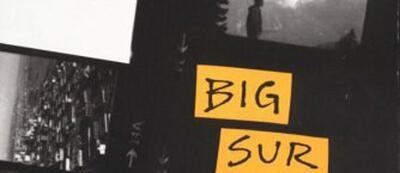 Big Sur Buchcover
