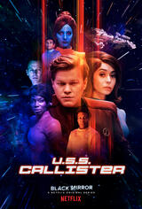 Black Mirror - Staffel 4 - Poster