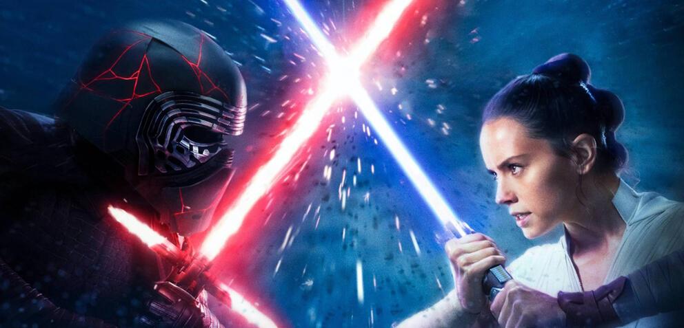 Star Wars 9: Der Aufstieg Skywalkers - jetzt auf DVD