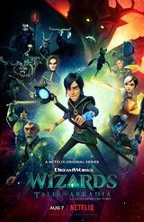 Die Zauberer: Geschichten aus Arcadia - Poster