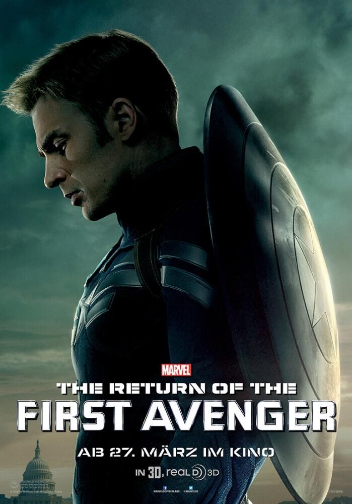 The Return Of The First Avenger Stream