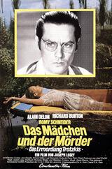 Das Mädchen und der Mörder - Poster