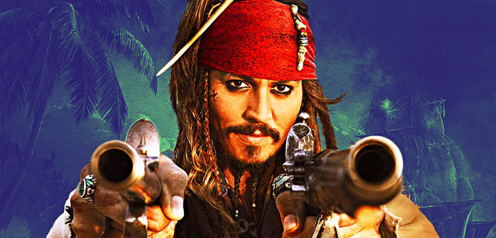 (Captain) Jack Sparrow