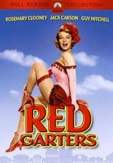 Red Garters - Poster