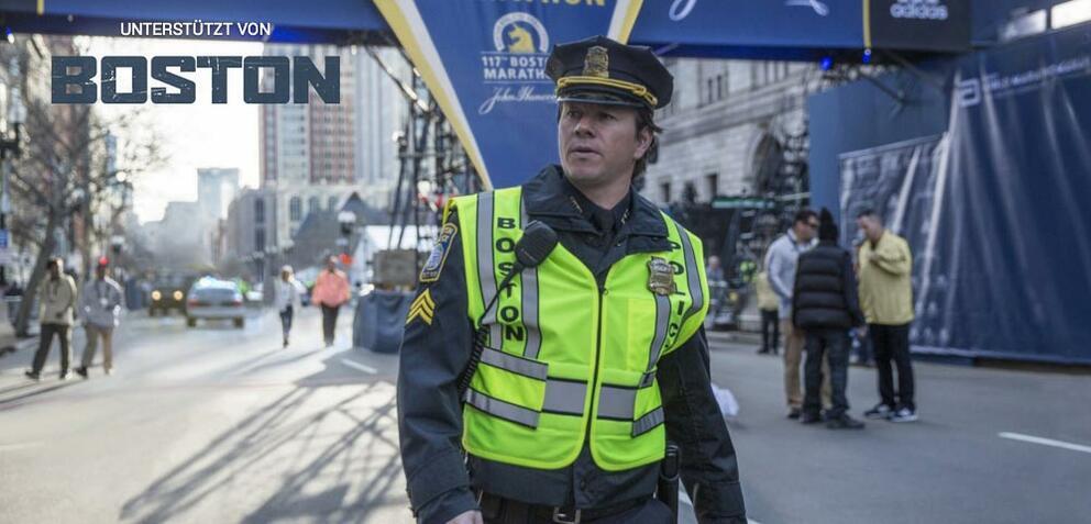 Mark Wahlberg als Polizist in Boston