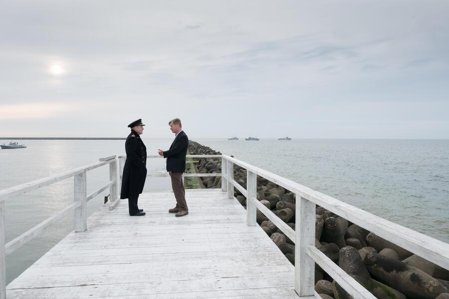 Dunkirk mit Christopher Nolan und Kenneth Branagh