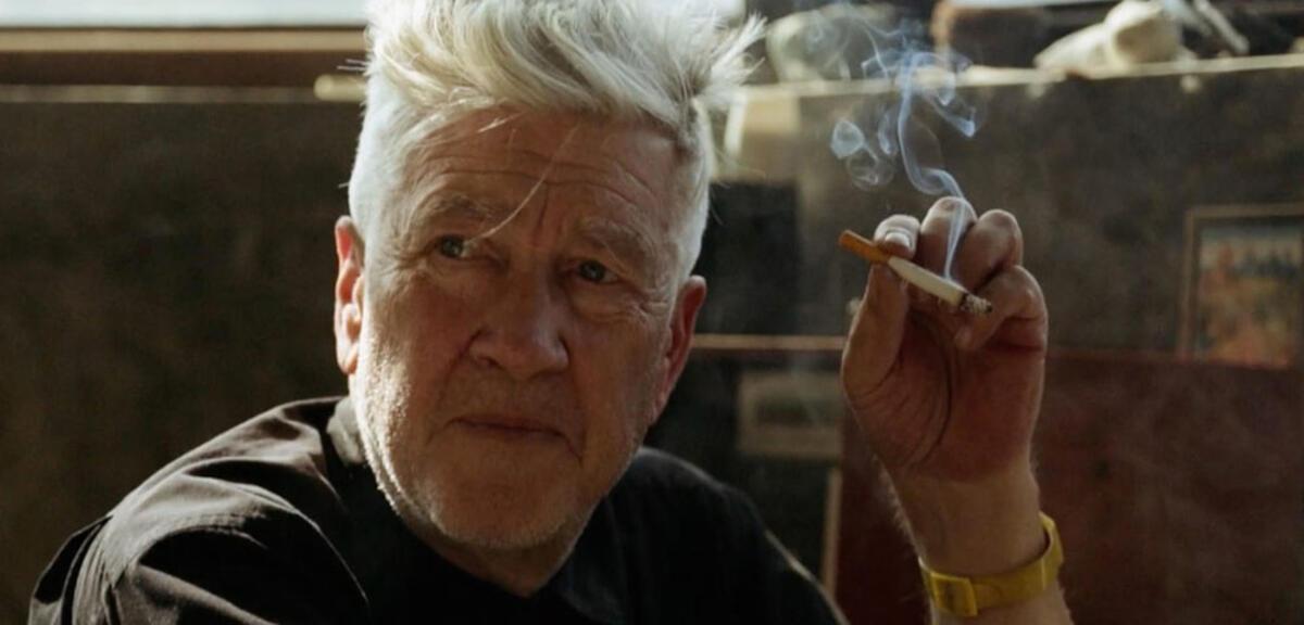 David Lynch Doku