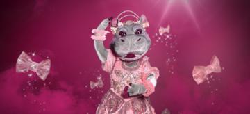Nilpferd in The Masked Singer