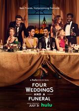 Vier Hochzeiten und ein Todesfall - Poster