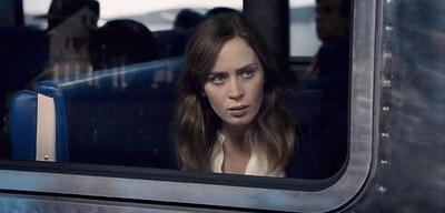 Emily Blunt in Girl on the Train