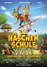 Die Häschenschule - Jagd nach dem goldenen Ei - Poster