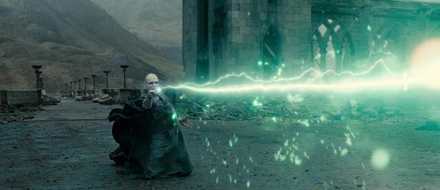 """Szenenbild aus """"Harry Potter und die Heilgtümer des Todes: Teil 2""""."""
