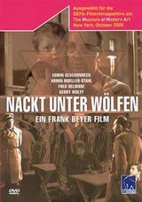 Nackt unter Wölfen - Poster