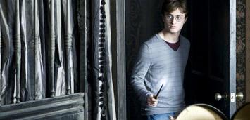 Bild zu:  Harry Potter und die Heiligtümer des Todes
